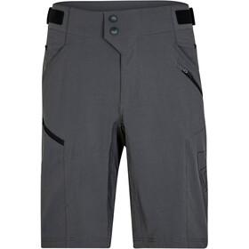 Ziener Neonus X-Function Shorts Men ash grey